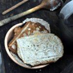 chleb płatkowy z kleszczy piekarniczych